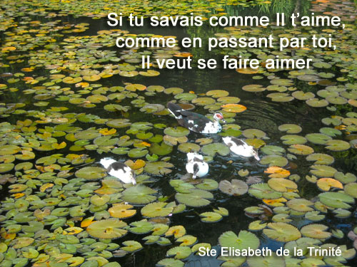 Elisabeth-de-la-Trinite-5 Si tu savais