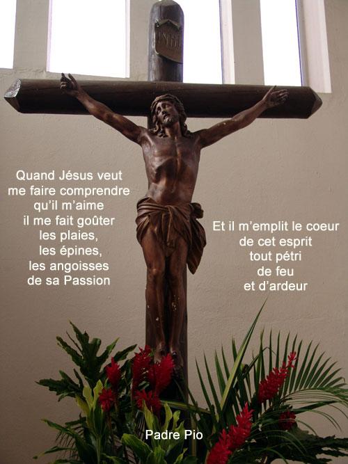 Padre-Pio-Quand Jésus veut me faire comprendre