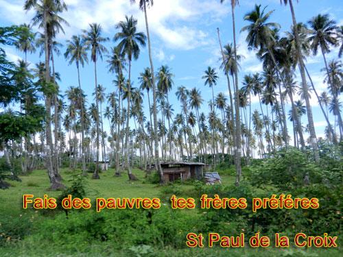 St-Paul-de-la-Croix- Fais des pauvres tes frères