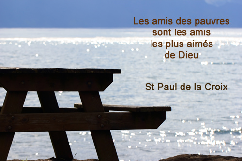 St Paul de la Croix les amis des pauvres