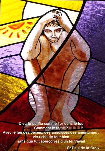 St-Paul-de-la-Croix-Dieu te purifie comme...