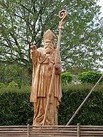 150px saint avit sculpture