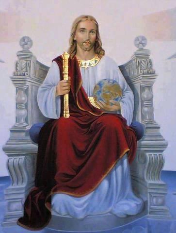 Christ roi