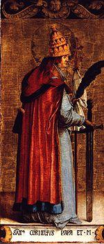 Corneille pape