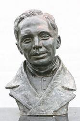 Edward poppe buste