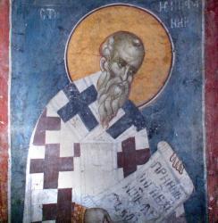 Epiphanius kosovo