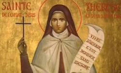 Icone therese de lisieux parousie over blog fr