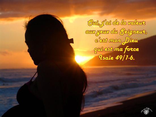 Isaie 49 1 6
