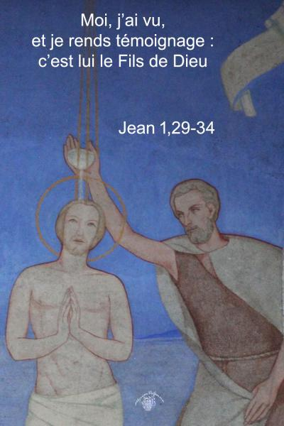 Jean 1 29 34aw