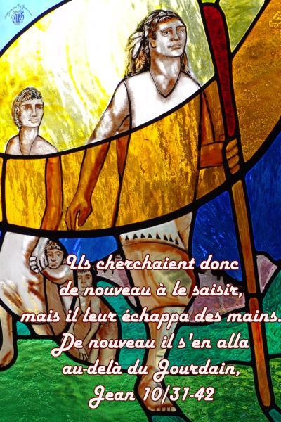 Jean 10 31 42aw