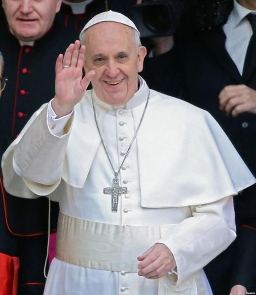 pape Francisco 1