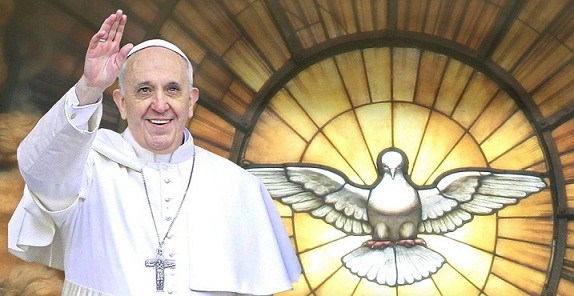 Le pape francois