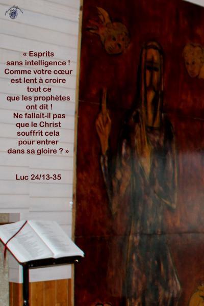 Luc 24 13 15aw