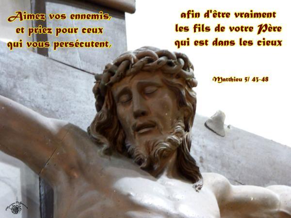 Matthieu 5 42 48