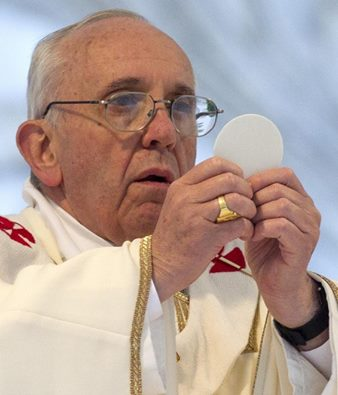 Pape hostie