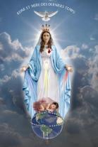 Reina y madre frances