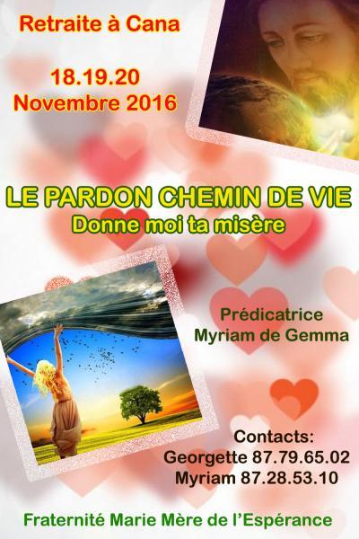 Retraite pardon novembre 2016 b
