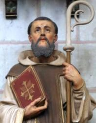 Saint martin of vertou
