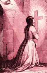 Sainte leocadie de tolede