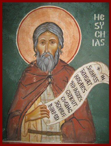 Saints Hesychius 1