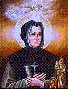 Santa maria margherita dyouville dufrost de lajemmerais a