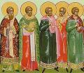 Santi elia geremia isaia samuele e daniele e compagni