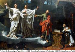 Santi gervasio e protasio j 1