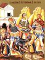 Santi monaci del monte sinai e d egitto