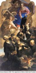 Santi sette fondatori dellordine dei servi della beata vergine maria c