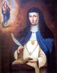 Sor maria de jesus de agreda