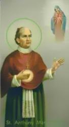 St antoine marie claret