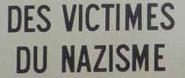 Victimesnazisme