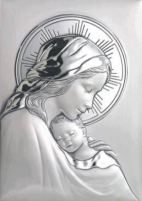 Vierge paix
