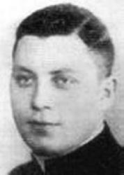 blaženi Bronislav (Branko) Kostowski - bogoslovec in mučenec