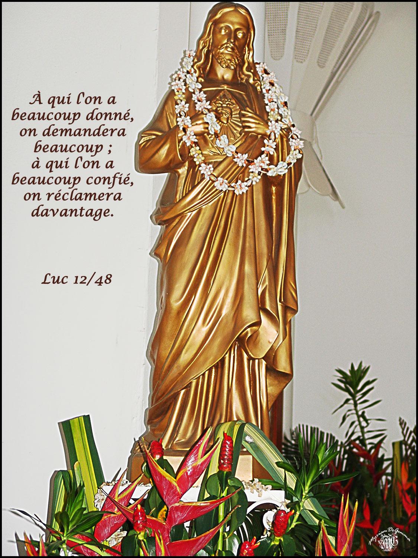 Commentaire de Luc 12,39-48