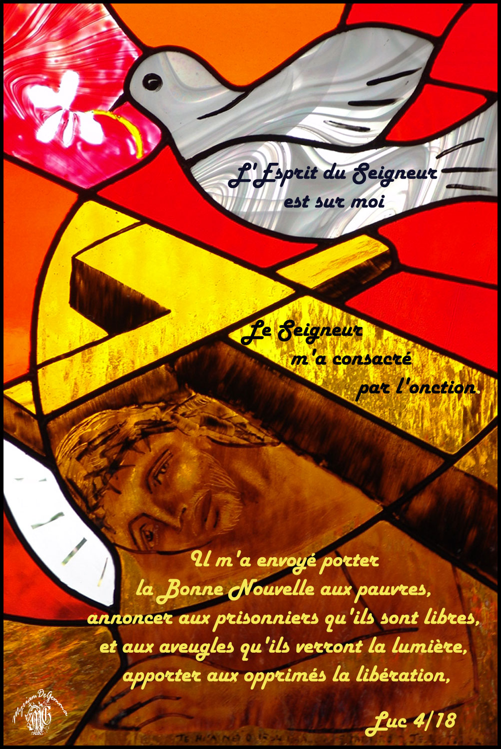 Commentaire Luc 4,16-30