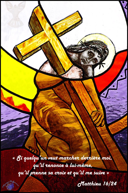 Matthieu 16,24-28
