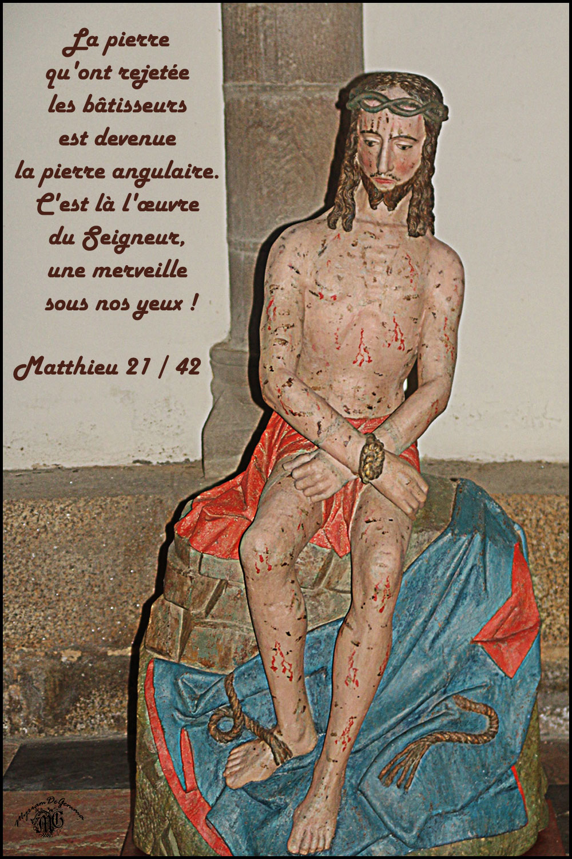 Commentaire de Matthieu 21,33-43